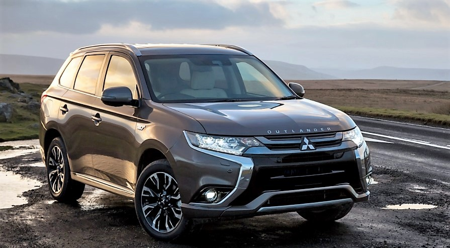 News: 2018 Mitsubishi Outlander PHEV Arrives in March 2018