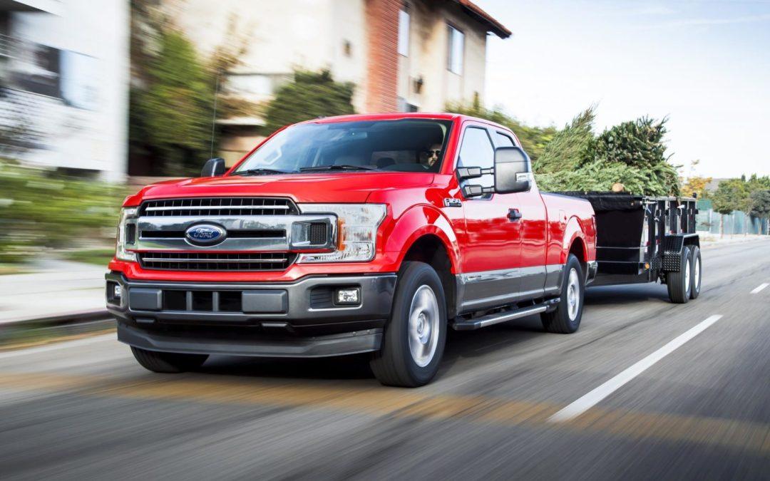 News: 2018 Ford F-150 Gets A Diesel Engine, Finally