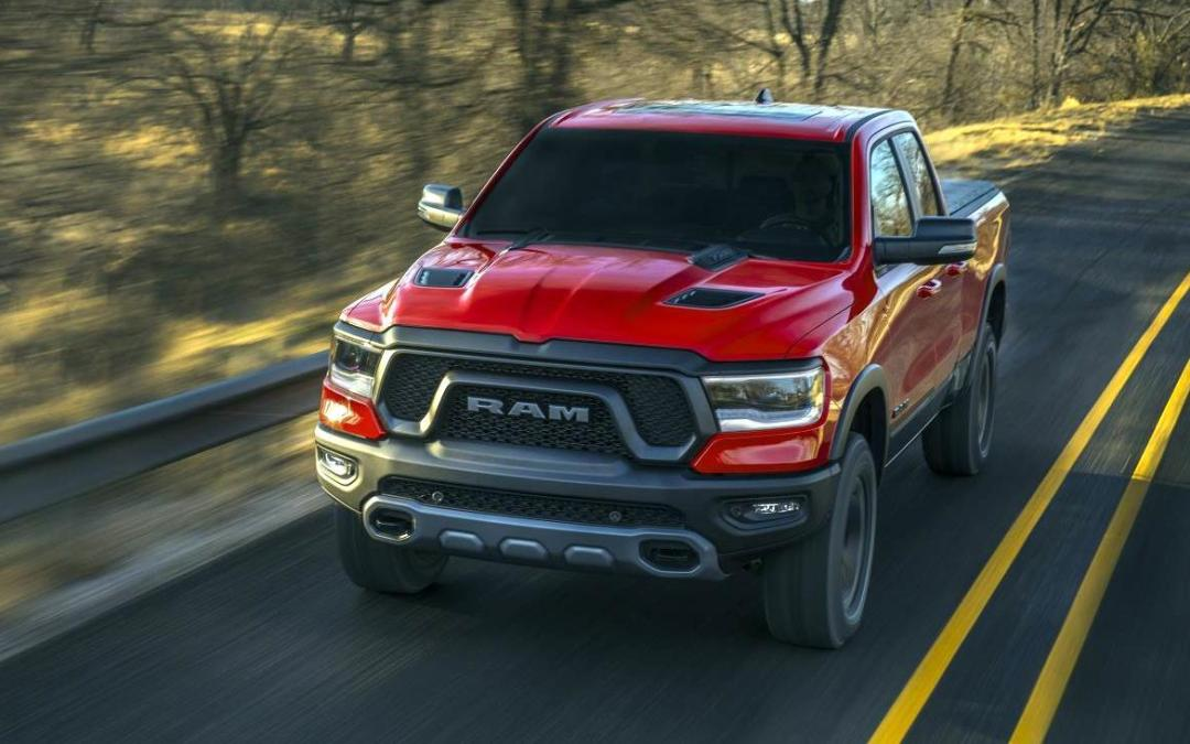 News: 2019 Ram 1500 Pickup Gets 48V Hybrid
