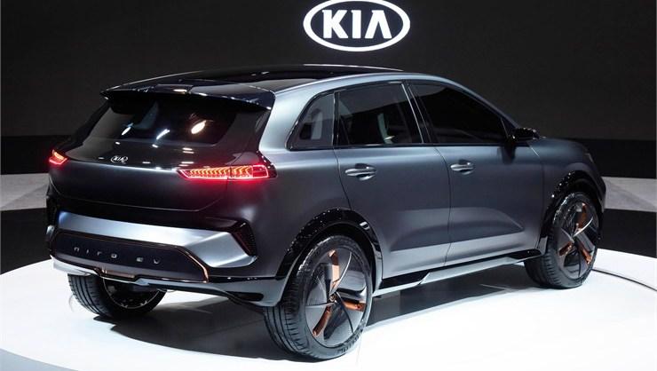 'Kia Niro EV Concept
