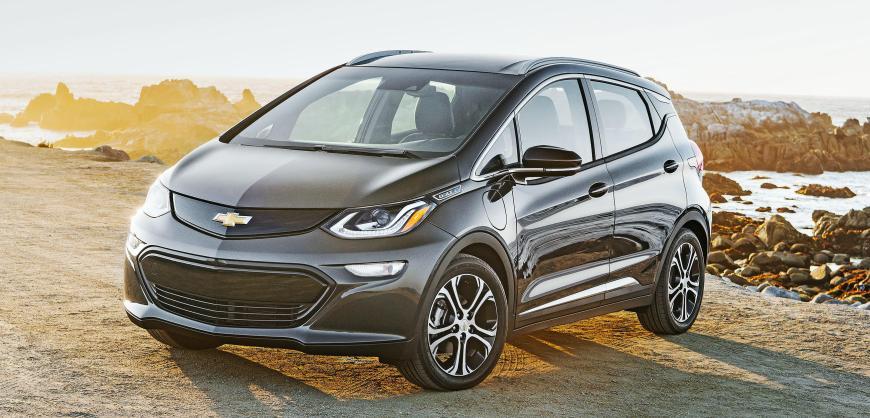 Road Test 2017 Chevrolet Bolt Clean Fleet Report
