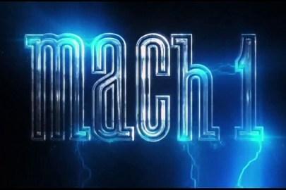 FORD MACH 1 LOGO