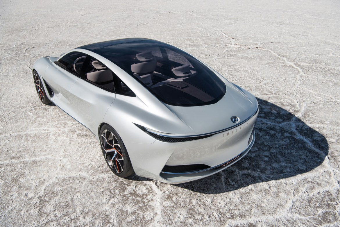 Infiniti infiniti concept car : News: Infiniti Q Inspiration Concept Introduced in Detroit | Clean ...