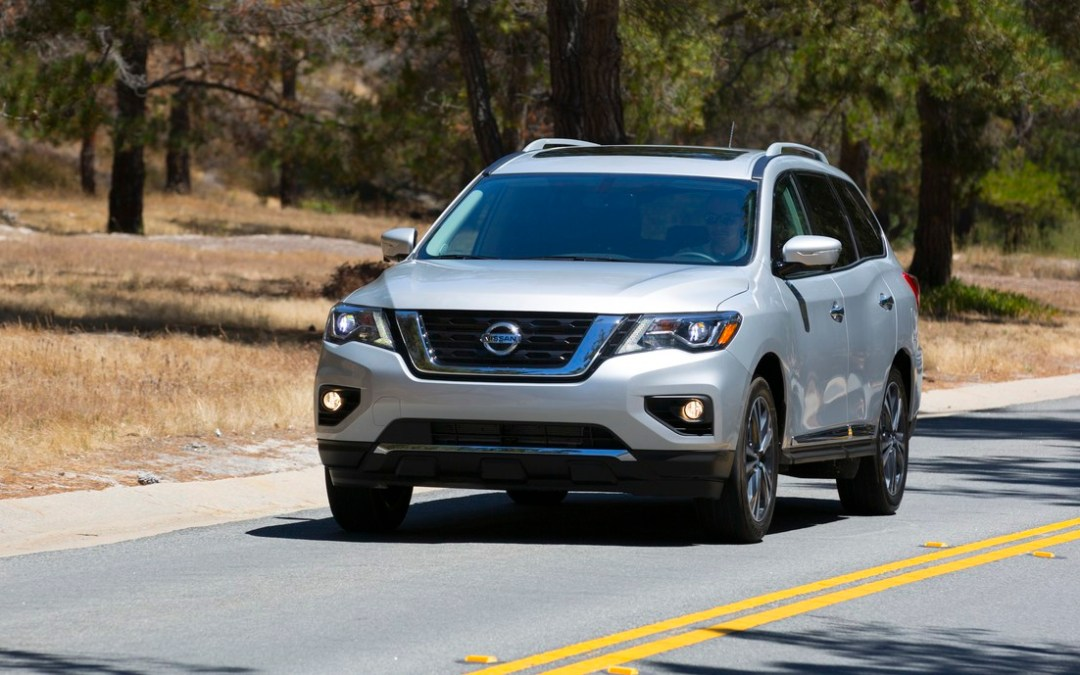 Road Test: 2017 Nissan Pathfinder Platinum 4WD