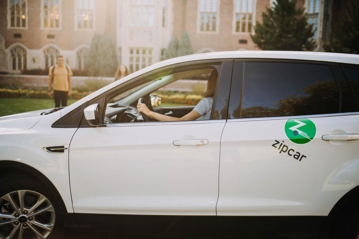 ZIPcar Car sharing