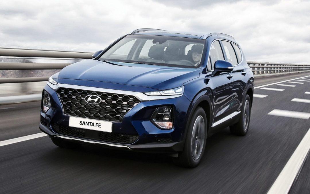 News: 2019 Hyundai Santa Fe Gets Diesel Engine, Edgy Styling