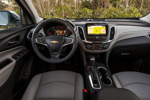 2108 Chevrolet Equinox