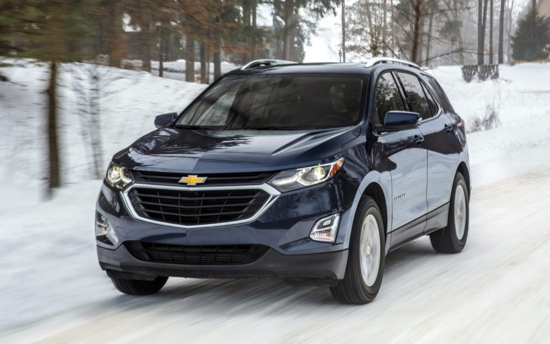 Road Test: 2018 Chevrolet Equinox