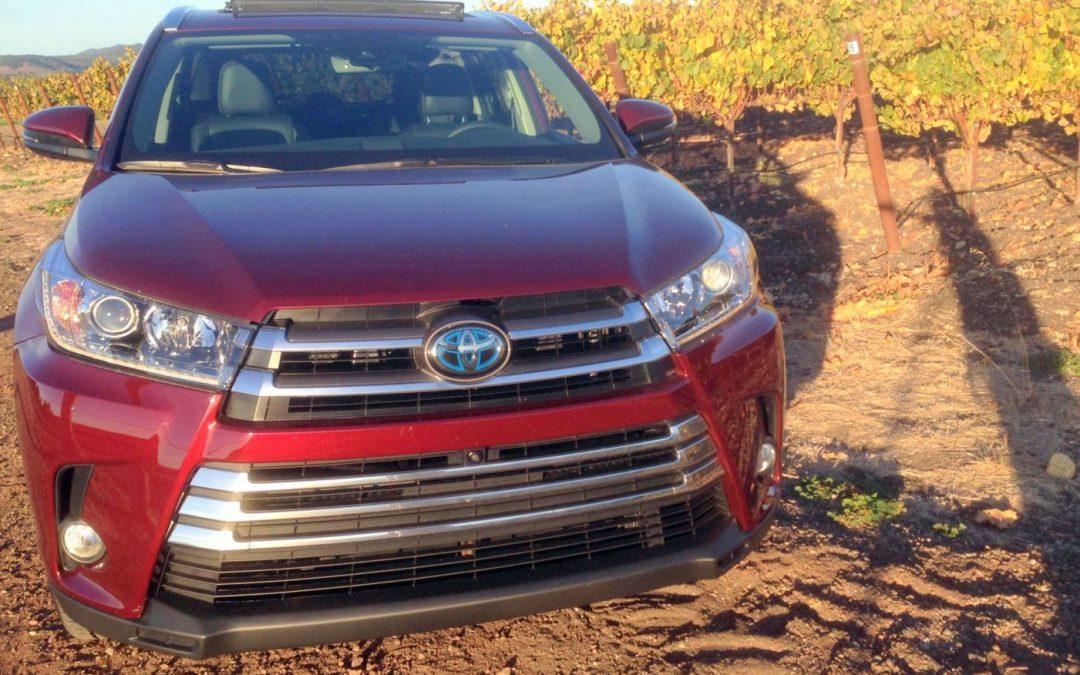 Road Test: 2018 Toyota Highlander Hybrid Limited Platinum AWD