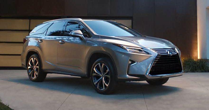 News: Lexus Reduces Hybrid SUV Prices