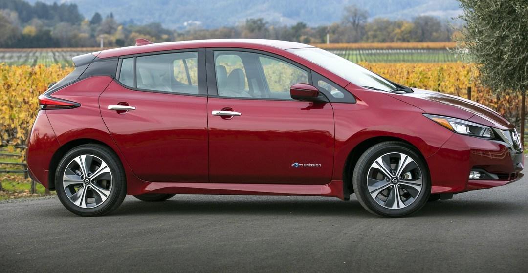 Flash Drive: 2018 Nissan Leaf