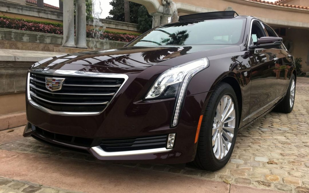 Road Test: 2018 Cadillac CT6 PHEV (Plug-in Hybrid)
