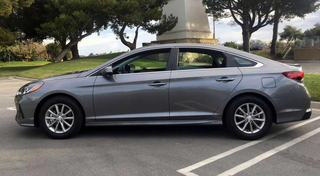 Road Test: 2018 Hyundai Sonata Eco | Clean Fleet Report