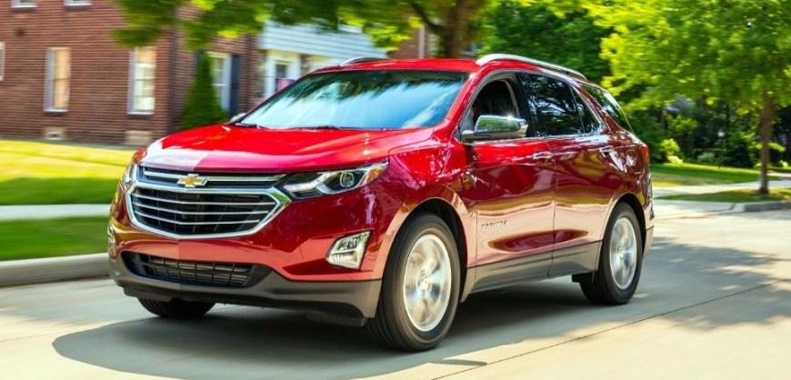2018 Chevrolet Equinox Diesel