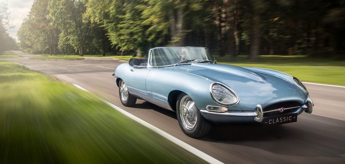 Jaguar EV