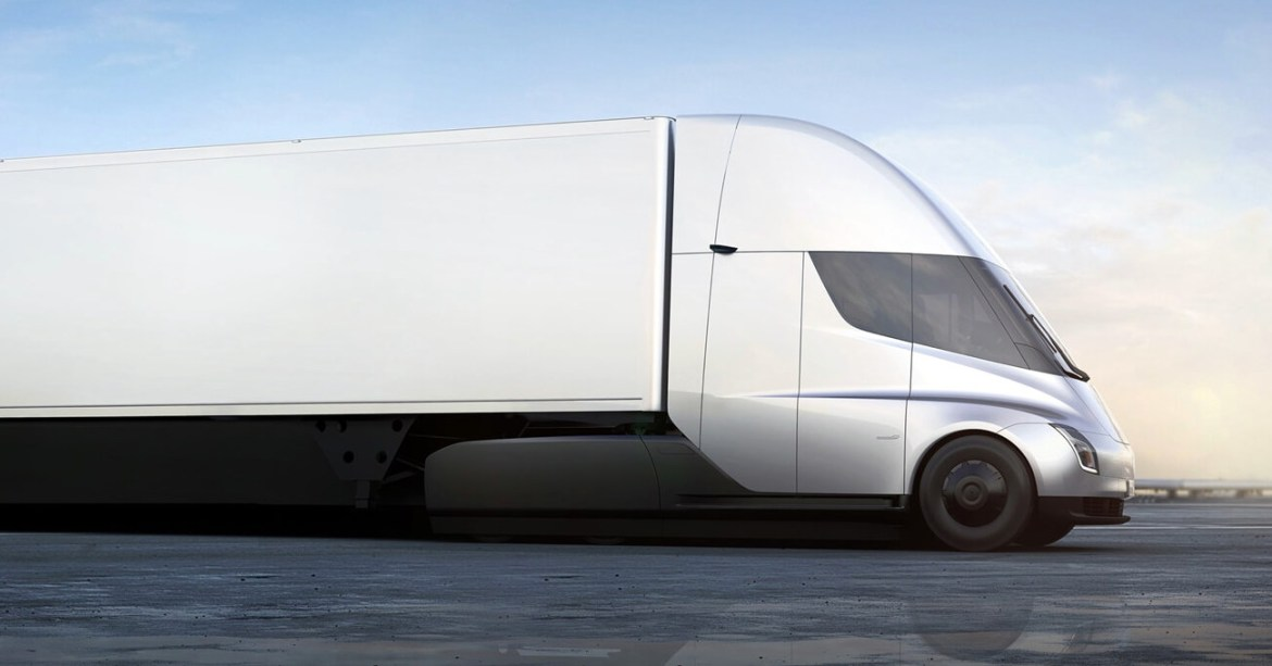 battery electric (BE trucks