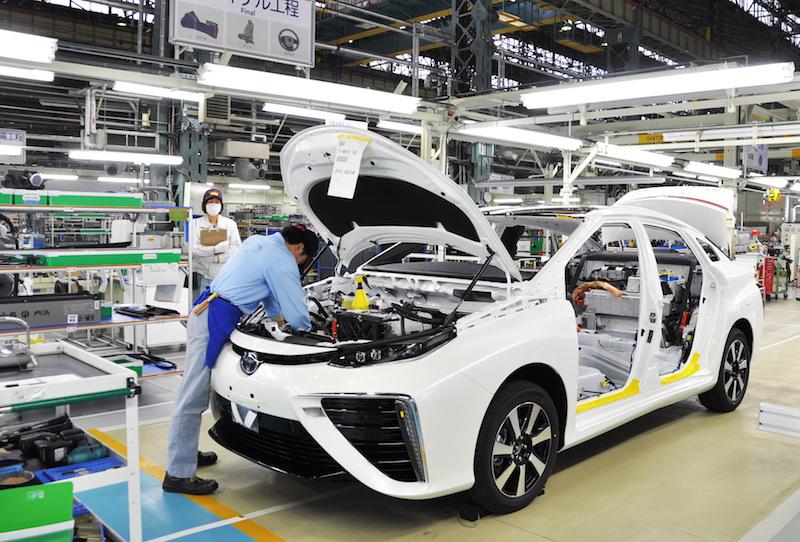 Toyota Environmental Update