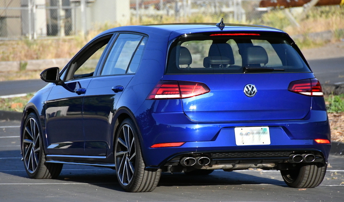 VW, Volkswagen Golf R, performance, fuel economy, mpg, AWD