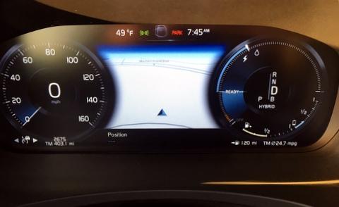 2018 Volvo S90 Plug-in Hybrid AWD