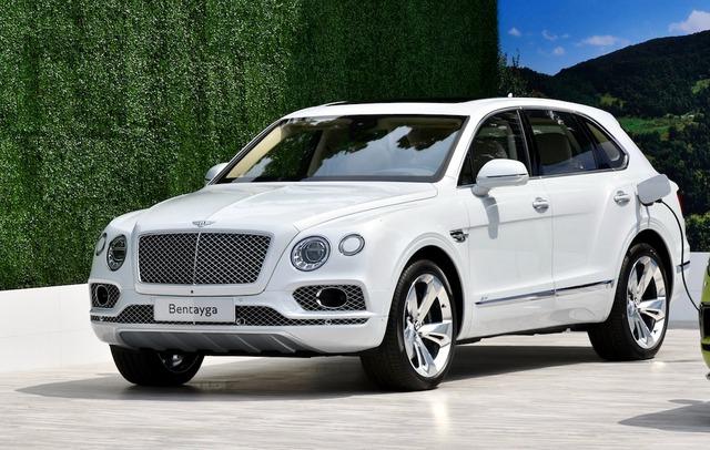 Bentley Bentayga PHEV