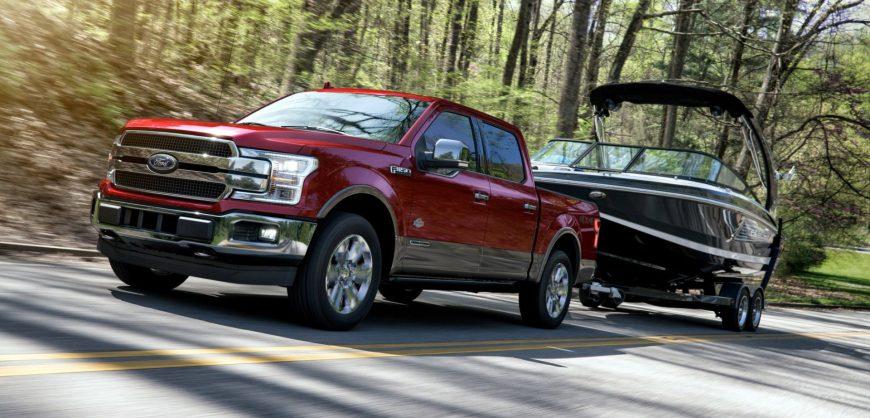 2018 Ford f-150 Power Stroke