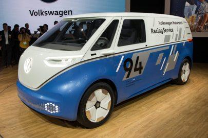 Volkswagen Buzz Cargo