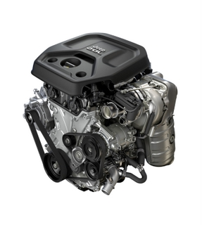 2.0-liter tigerShark engine