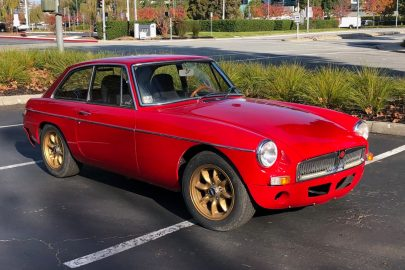 MGB GT EV