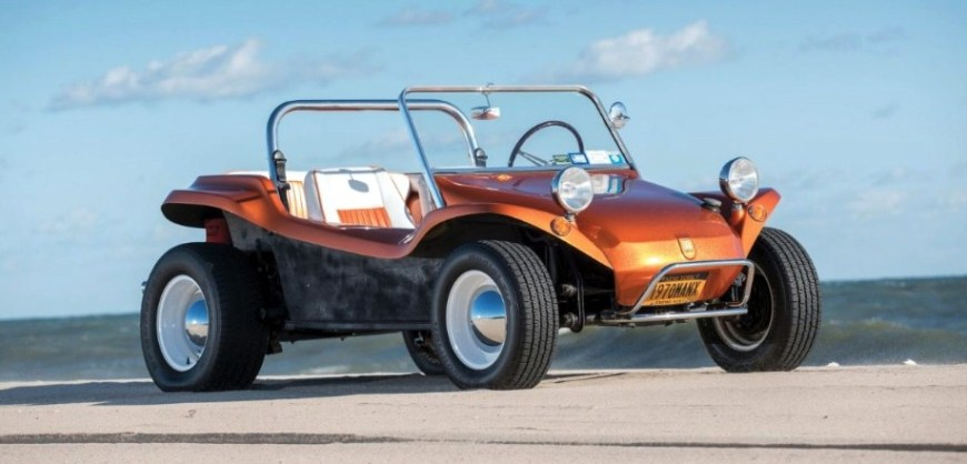 VW Dune Buggy EV