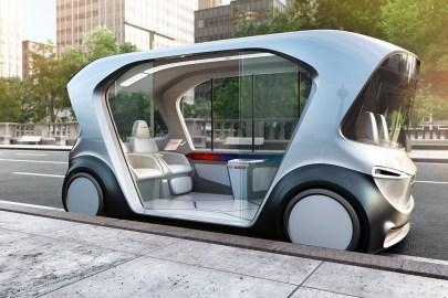 Bosch autonomous shuttle