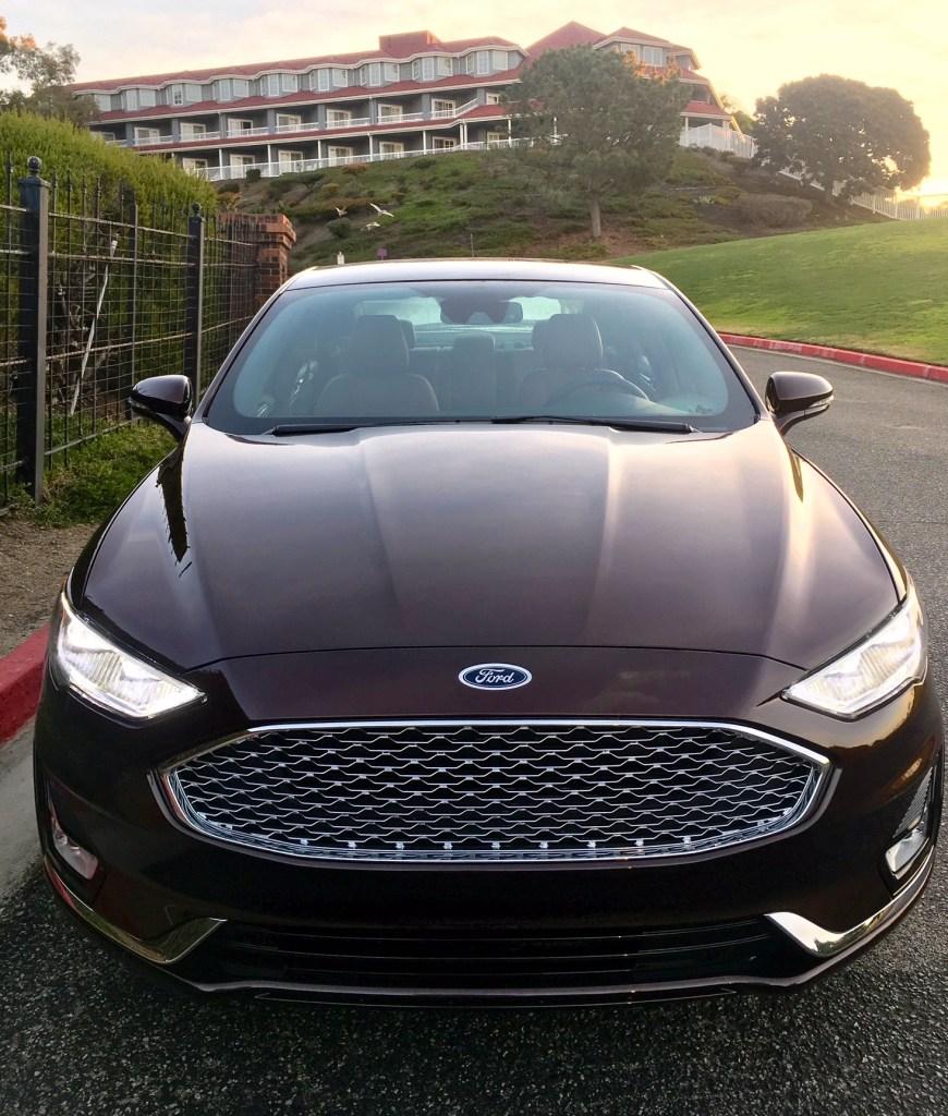 Road Test: 2019 Ford Fusion Energi Titanium PHEV