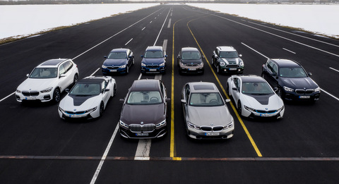 BMW Geneva Motor Show