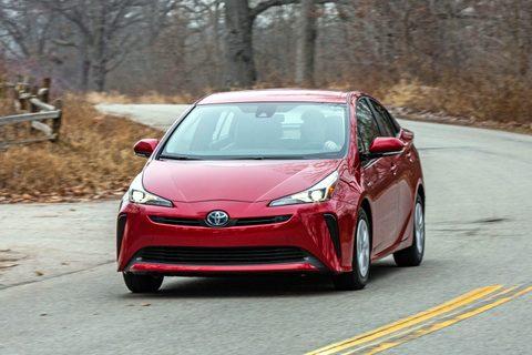 2019 Toyota Prius AWD
