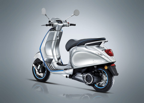 5 electric Motorcycles for your EV garage Vespa Elettrica