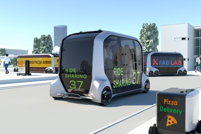 Toyota electric vehicles at 2020 Tokyo Olympics