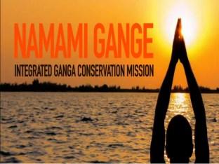 Image result for Namami Gange Programme
