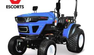 Escorts Electric Tractors