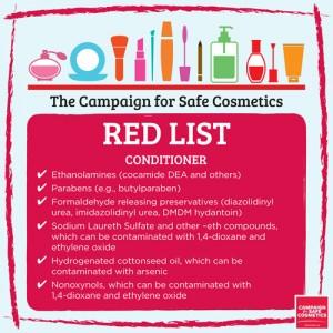 Redlist-conditioner