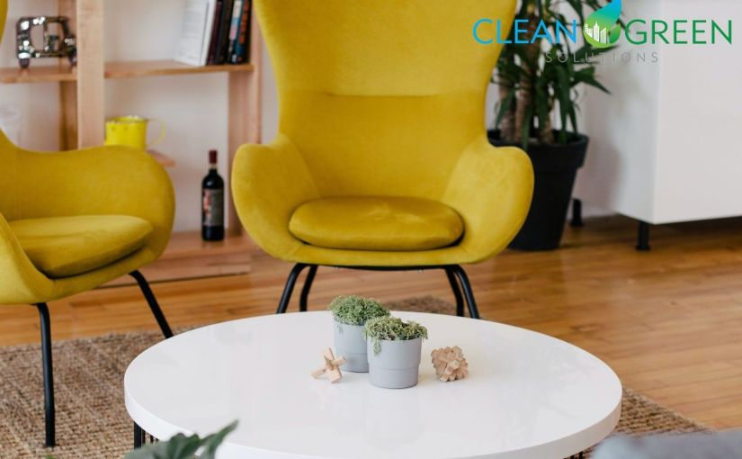 office upholstery cleaning