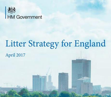 Litter Strategy for England - a critique