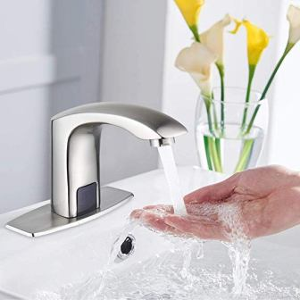 top 15 best touchless bathroom faucets