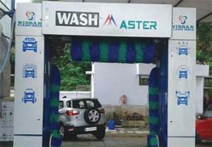 Auto-carwash-system