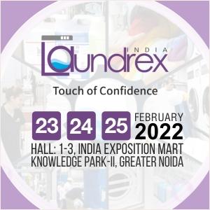 LaundrexIndiaExpo