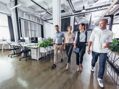 Startups returning to work-from-office