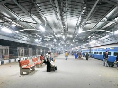 Redeveloped Habibganj railway station follows green norms