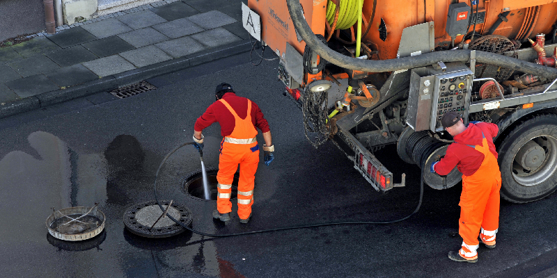Chennai undergoes massive sewer cleaning operation