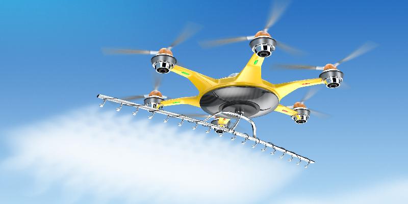 Mumbai civic body deploys drones for fumigation