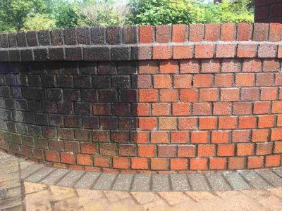 image of Concrete and Brick Cleaning www.cleaning-service.uk.com
