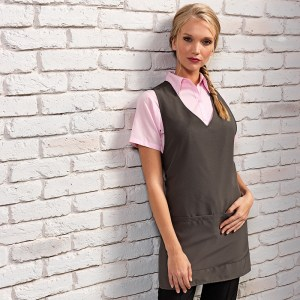 Wrap-around Cleaners Tunic