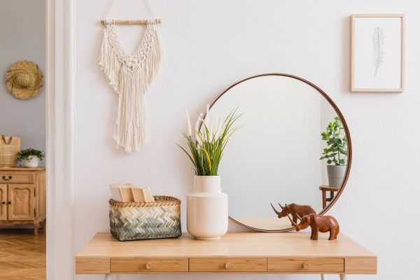 Как выбрать зеркало для интерьера? | Cleanipedia.com